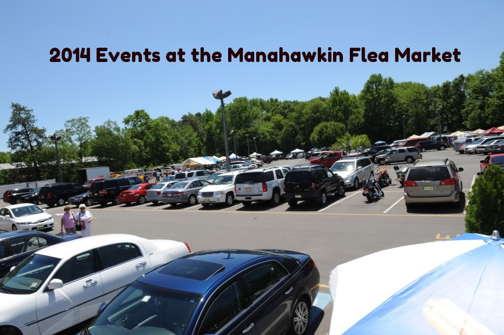 All New Events Planned at the Manahawkin Outdoor Flea Market